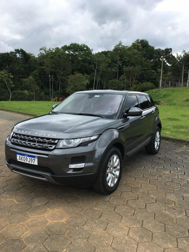 Land Rover Evoque 2015 2.0 Si4 Pure Tech Pack 5p