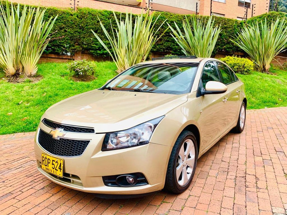 Chevrolet Cruze Platinum 1.8 Automatico Beige