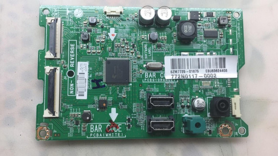 Placa Mãe Monitor Lg Flatron 25um58-p