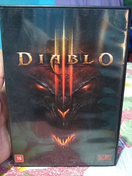 Diablo 3 - Pc - Original