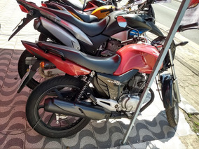 Honda Start 150 2016 Primeiro Dono Manual E Chave Reserva.