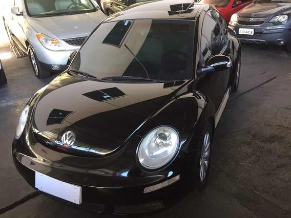 Blindado Volkswagen New Beetle 2.0 3p Automática 2008 Preto