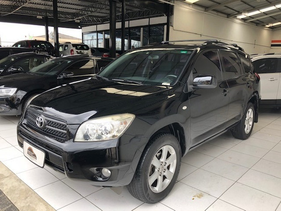 Toyota Rav4 2.4 4x4 16v Gasolina 4p Automático 2006/2006