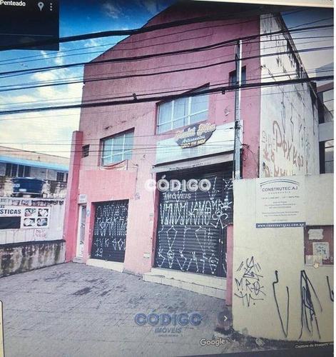 Imagem 1 de 4 de Sala Comercial Para Locação, Vila Hulda, Guarulhos - . - Sa0315