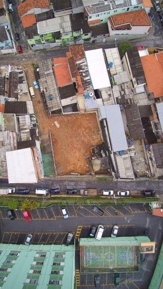 Terreno 500m² Limpo E Pronto Para Construção.ideal Para Construtores E Investidores-lauzane Paulista - La1695