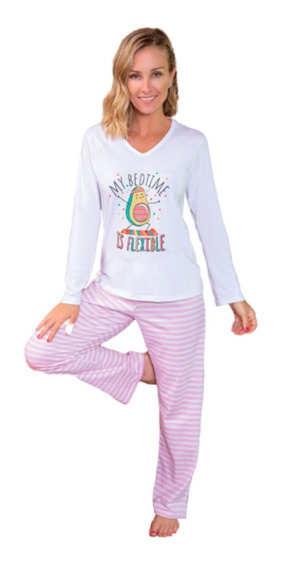 Pijamas Mujer Invierno Varios Modelos
