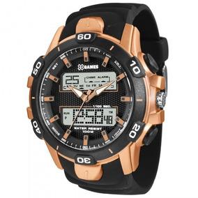 Relógio Xgames Xmppa218 Bxpx Masculino Preto- Refinado