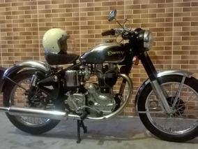 Royal Enfield Bullet - 1995 500cc Moto Antiga Bobber,