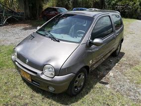 Renault Twingo Dynamique 2007, 1.2l, Full Equipo-gris Pluton