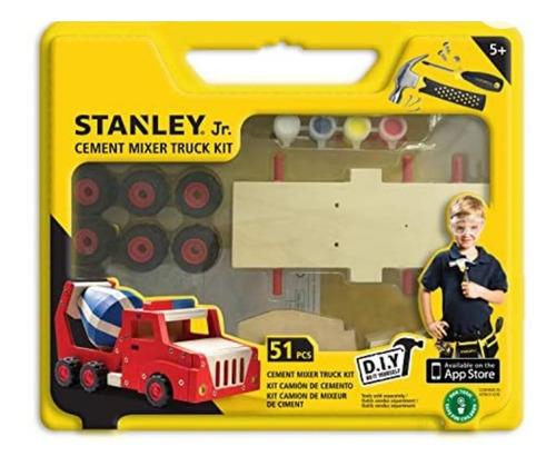 Stanley Jr Camión Mezclador