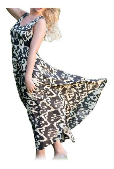 Vestido Importado India Super Largo Mandala Moda Hindu
