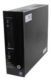 Cpu Hp Pro 3410 - Core I3 / 4gb 250gb Hdmi / Com Garantia