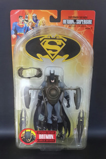 Batman - Return Of Supergirl - Dc Direct - Los Germanes