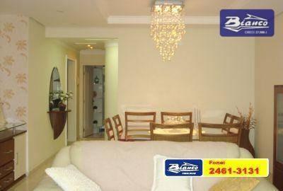 Apartamento Residencial À Venda, Vila Milton, Guarulhos - Ap0657. - Ap0657
