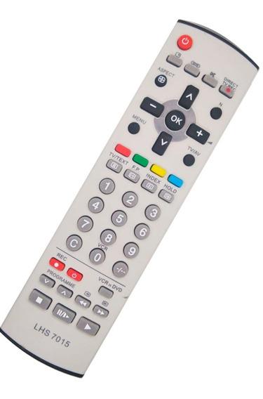 Controle Tv Panasonic Compativel Lhs 7015