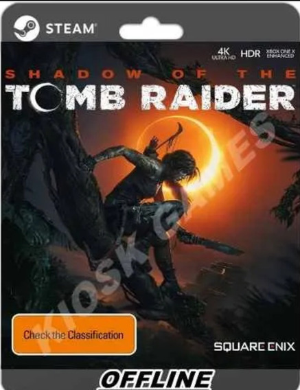 Tomb Raider Pc Steam Offline