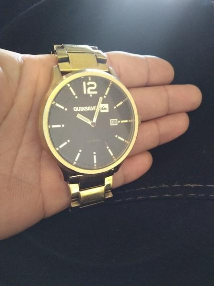 Relógio Quiksilver Beluka Gold