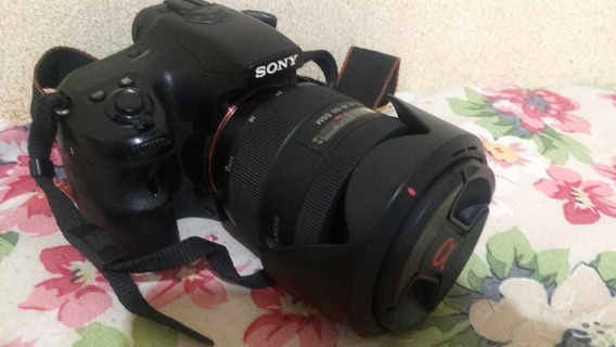 Sony Alpha 65 + Lente 16-50mm F2,8 Perfeito Estado