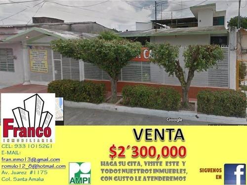 Casa Sola En Venta Vicente Guerrero