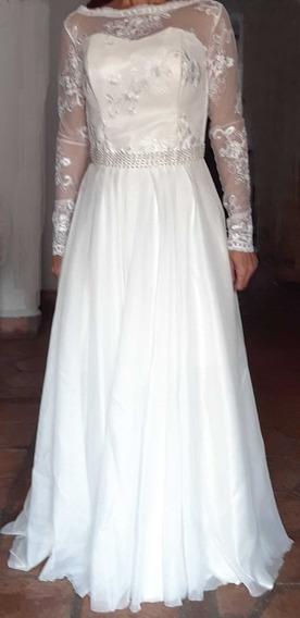 Vestido De Novia.nuevo. Talla 10
