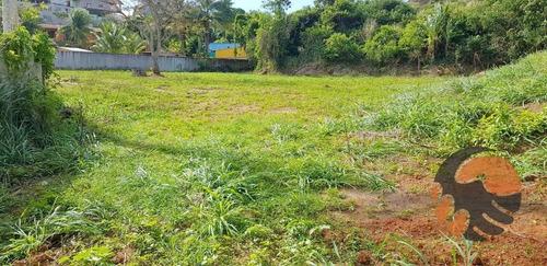 Imagem 1 de 3 de Terreno À Venda, 7602 M² - Praia De Una - Guarapari/es - Te0142