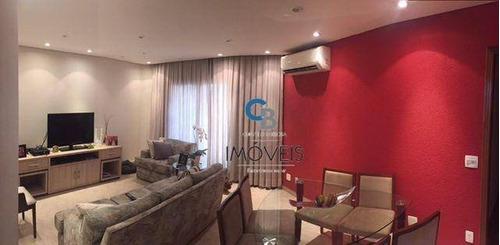 Imagem 1 de 13 de Apartamento Residencial À Venda, Água Rasa, São Paulo. - Ap2367