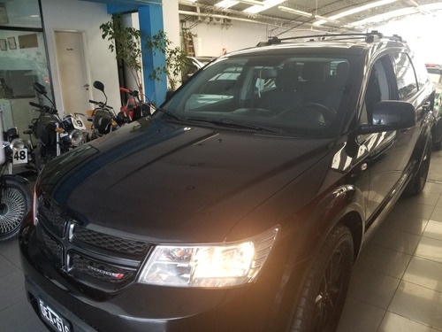 Dodge Journey 2014 2.4 Sxt 170cv At(techo, Dvd) Mas Facilida