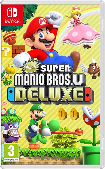 Super Mario Bros Deluxe Nintendo Switch