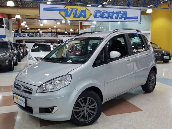 Fiat Idea 1.4 Flex Attractive 8v