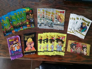Sobres De Cartas Dragon Ball Z Cromeros