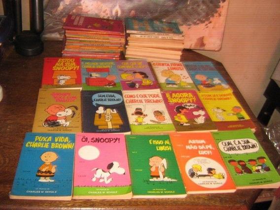 Charlie Brown Nºs 1 A 48 Ed Artenova 1972 Coleção Completa