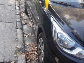 Vendo Taxi Basico Con Derecho Hyundai New Accent 1.6