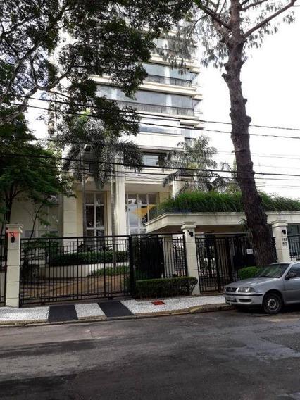 Apartamento Com 3 Dormitórios À Venda, 215 M² Por R$ 3.000.000 - Sumaré - São Paulo/sp - Ap2937