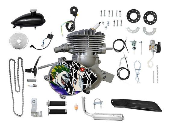 Kit Motor Moskito 100cc Para Bicicleta Lançamento Bikelete
