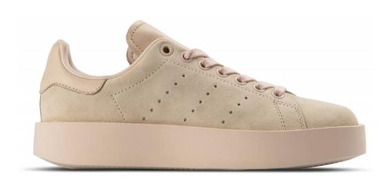 Tenis adidas Originals Stan Smith Bold Cg3773 Nuevos 100%