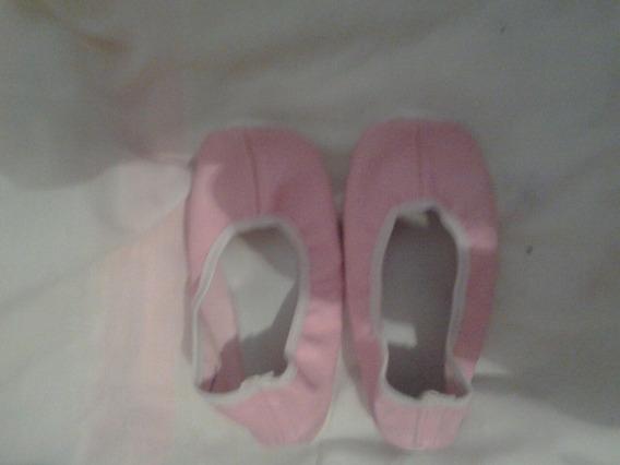 Zapatillas Toreritas Rosadas