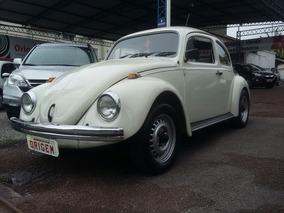 Volkswagen Fusca 1600 1985