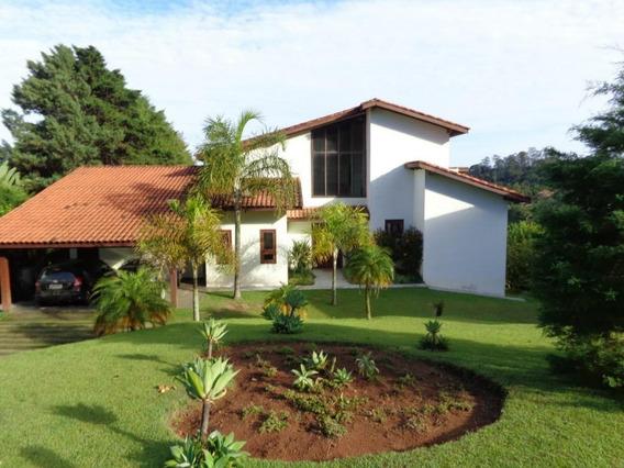 Chácara Em Condomínio Santa Fé, Vinhedo/sp De 0m² 3 Quartos Para Locação R$ 4.500,00/mes - Ch371078