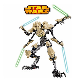 Boneco Star Wars Similar Lego Action Figure General Grievous