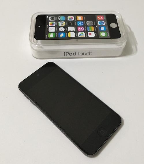 iPod Touch 5 Geração 16gb Apple Cinza Usado Parcelado Xg22y