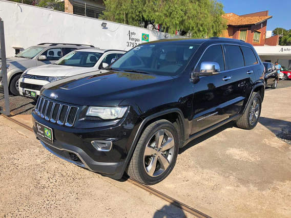 Jeep Grand Cherokee 3.0 V6 Crd Limited 4wd 2015