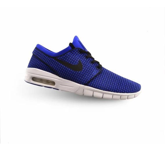 Zapatilas Nike Stefan Janoski Max Hyper Royal Us8.5