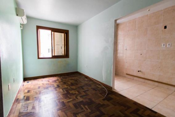 Apartamento No 1º Andar Com 2 Dormitórios - Id: 892931282 - 231282
