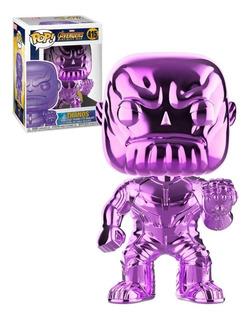 Funko Pop Thanos Purple Chrome Infinity War