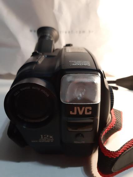 Filmadora Compact Vha Gr-ax700 **funcionando** + Acessorios