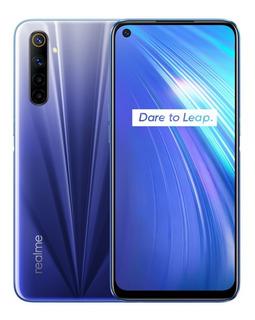 Realme 6 64gb 4gb Ram + Carcasa Nuevo Sellado - Phone Store