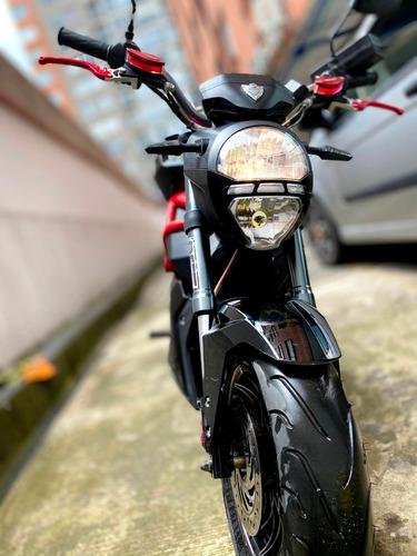 Moto Eléctrica G-max