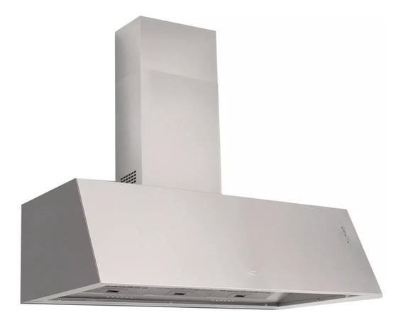Campana De Cocina Tst Chalten 120cm Acero Fábrica Moderna