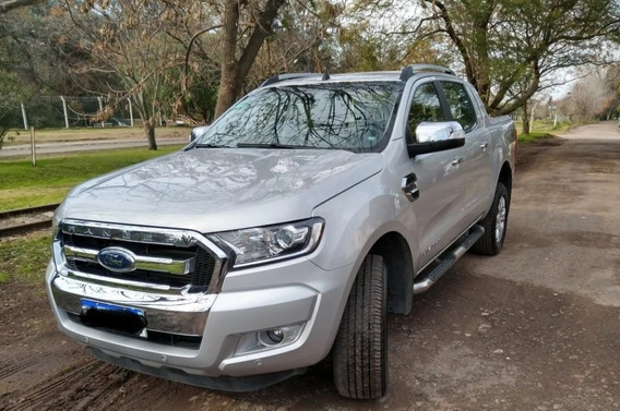 Ford Ranger Limited 4x4 At