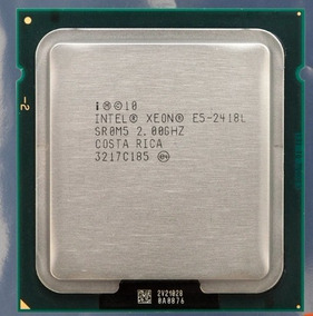 Processador Intel Xeon E5-2418l 2.0ghz 10m Lga1356 8 Threads